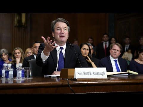 Senate committee approves Kavanaugh for SCOTUS