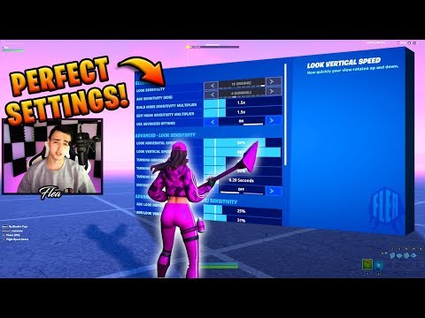 How to Find the *PERFECT* Sensitivity in Fortnite!