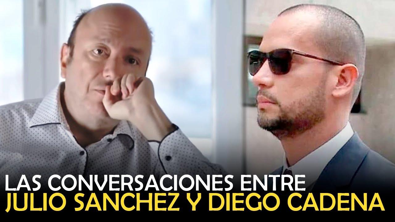 CONVERSACIÓN JULIO SÁNCHEZ CRISTO - DIEGO CADENA / CORTE SUPREMA DE JUSTICIA