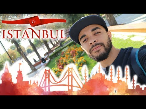 AROUND THE GLOBE: My first trip abroad to Istanbul!
