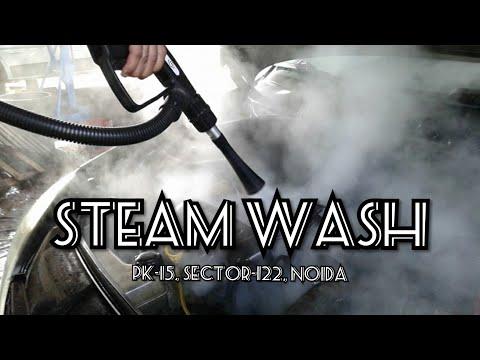 STEAM WASH | WAX | ENGINE STEAM CLEANING