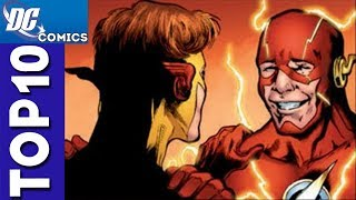 Top 10 Flash Family Moments From Young Justice