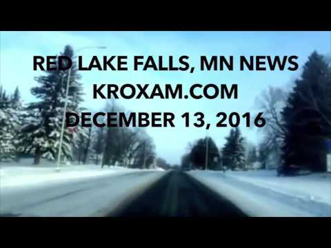 Red Lake Falls, MN News, December 13, 2016