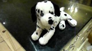 Nintendo Dalmatian Interactive Dog Playing With A Spaniel & Great Dane