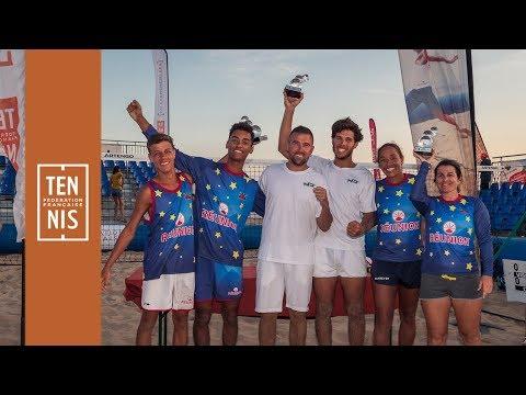 Championnats de France de beach tennis : les champions 2019 ! | FFT