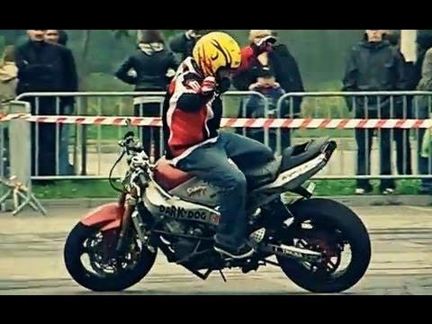 Stunter13, Rafał Pasierbek - full video, no cuts, no music, crazy sound!