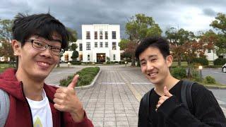 あさちゃんと滋賀県の豊郷に遊びに行きました!