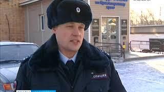 Полицейские остановили пьяную автолюбительницу с тремя детьми в машине