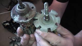 Helping HooverLux Part 3! U1040 Dirtsearcher Junior - Motor Repair!