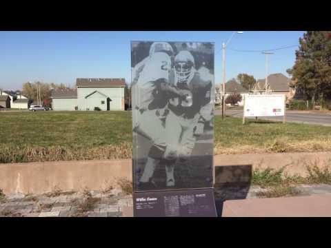 Kansas City Municipal Stadium Site. November 12, 2016