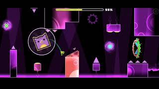 [Beat on mobile] Aquarius by Skitten (harder) | gd  Geometry Dash