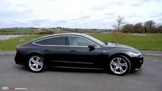 Audi A7 Sportback   NOW AVAILABLE   Audi Waterford