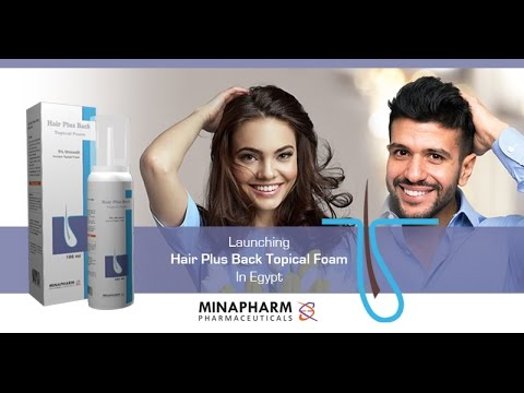 hair plus back (minoxidil) 5 topical foam