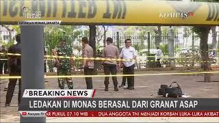 Terjadi Ledakan Di Monas   [breaking News]