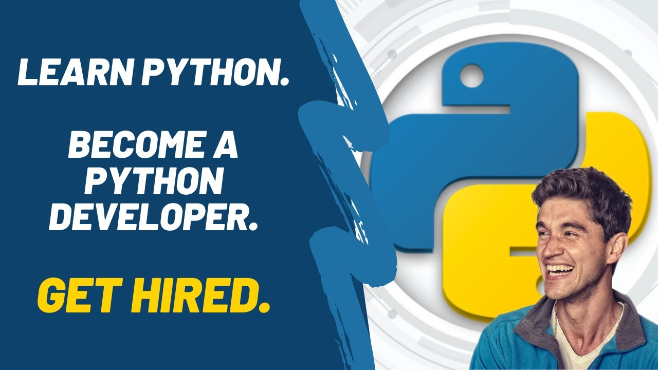 Learn Python. Get Hired | Complete Python Developer in 2021: Zero to Mastery