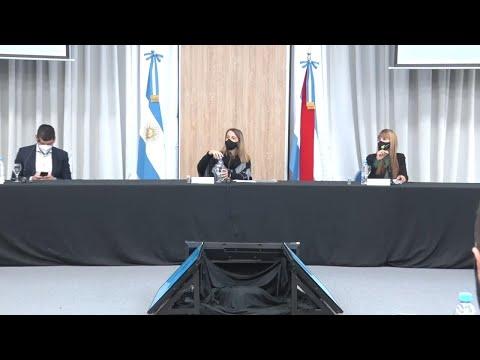 Funcionarios nacionales destacaron el trabajo del equipo de Salud entrerriano