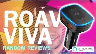Roav VIVA with Amazon Alexa First Look–Random Reviews