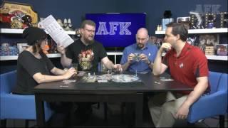 AFK — Star Trek: The Next Generation – A Klingon Challenge