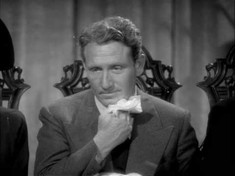 Spencer Tracy and Katharine Hepburn, Woman of the Year (1942)