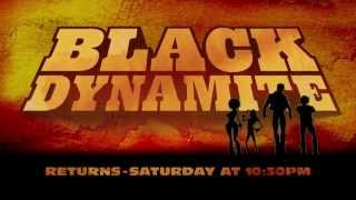 Black Dynamite Season 2 Trailer | Black Dynamite | Adult Swim