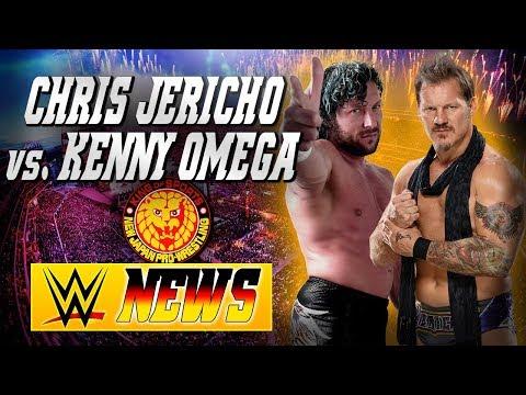 Chris Jericho vs. Kenny Omega bei NJPW, John Cena bei Surivor Series | WWE NEWS 79/2017