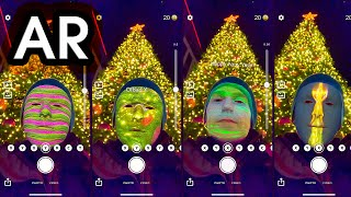 Create AR Mask for Happy New Year — #1