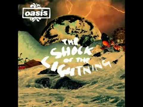 the shock of the lightning oasis( complete and high quality)