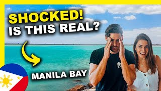 Boracay? THIS is MANILA BAY! Turquoise Blue Waters after LOCKDOWN!