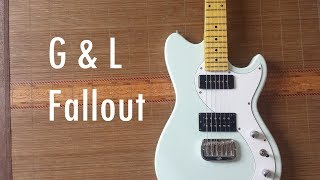 G&L Tribute Fallout - Versatile and fun for little money