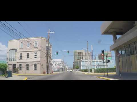 Harbour Street, Downtown, Kingston, Jamaica
