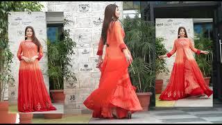 Fancy gown frock kurti 2021