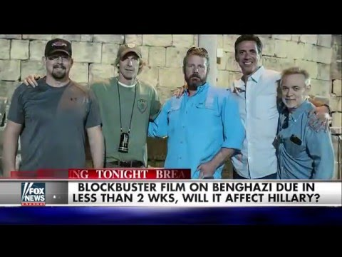 Real life Benghazi heroes '13 Hours'... Hillary Clinton Should Never Be Trusted!!