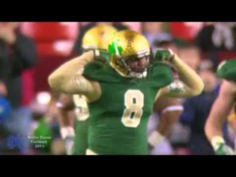 Notre Dame Football 2012 (I am a Champion)