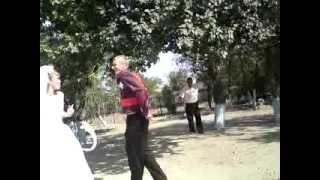 Танец Дружка Андрея с невестой Викторией