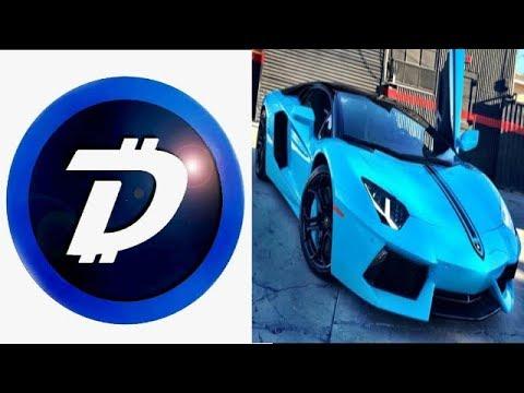 Next Crypto To Lambo DigiByte (DGB) $1.50 Price Prediction