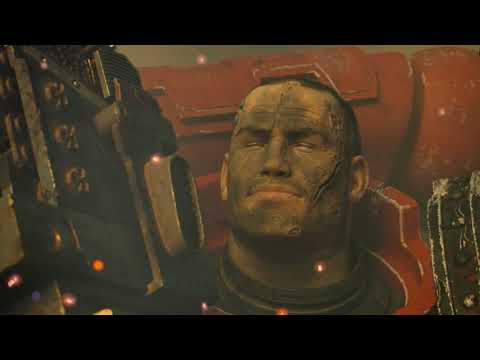 Warhammer 40000 - Dawn of War III - EP 0 - Mission XX -  Intro Video and Benchmark |