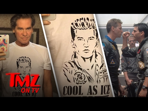 Val Kilmer Says He's Ready For 'Top Gun' 2  TMZ TV