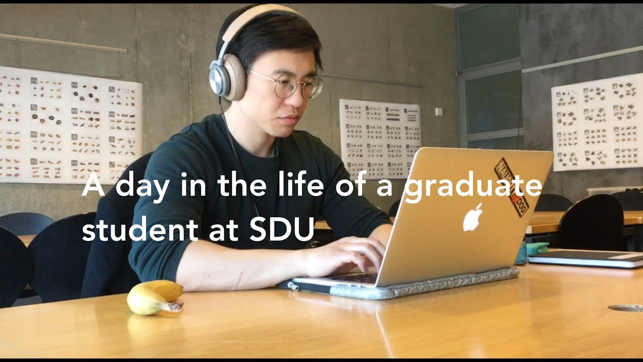 Download A day in the life of a graduate student at SDU
