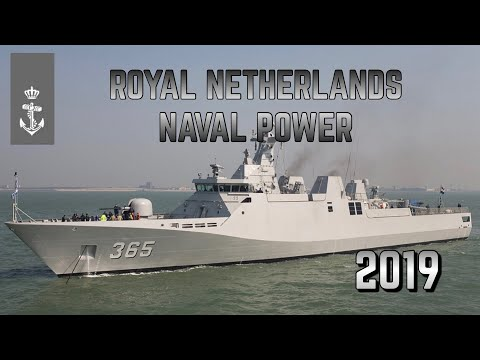 NAVAL POWER 2019- ROYAL NETHERLANDS NAVY FLEET/Nederlandse marine 2019