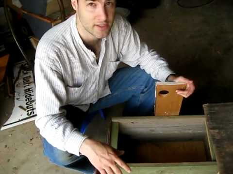 How To Build A Bait Hive Swarm Trap And Get Free Bees Youtube