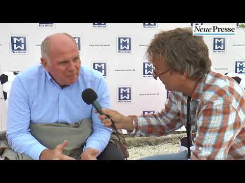 Uli Hoeneß im Exklusiv-Interview