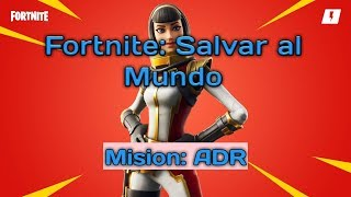 Fortnite Save the World - Missionary: ADR ( Beyond the Star Horizon )