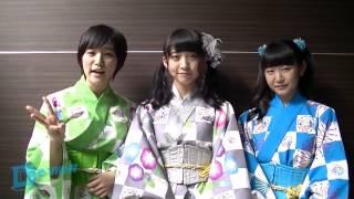 第二章をスタートさせたSUPER☆GiRLSから、新メンバーの幸愛ちゃん、梨奈...