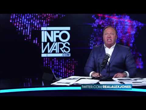 Alex Jones is a human