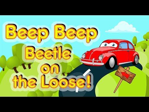 Beep! Beep! Beetle on the loose! - Clay Tutorial