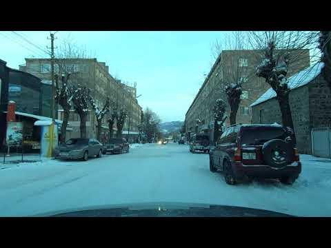 Все дороги Армении - #5. Снежный Ванадзор. Каяран. Лчер. Димац