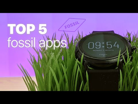 (TOP 5) Fossil Gen 5 Carlyle Apps