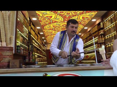 Spécialité Turque, Testi Kebab et glace à Istanbul 2017