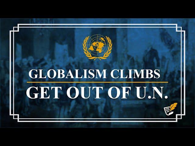 Beware of Globalism | Constitution Corner