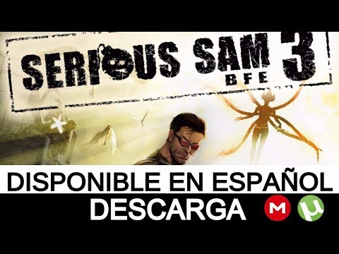 DESCARGAR SERIOUS SAM 3 BFE | PC | FULL | ESPAÑOL | MEGA | UTORRENT | 2017